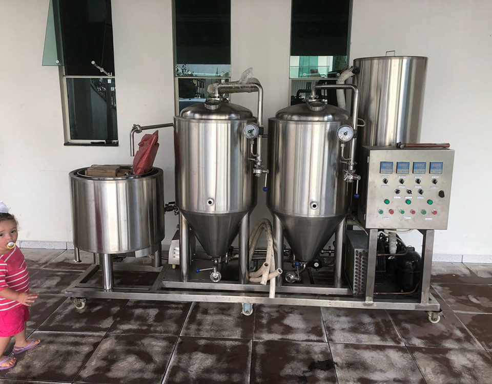 100L brewery equipment